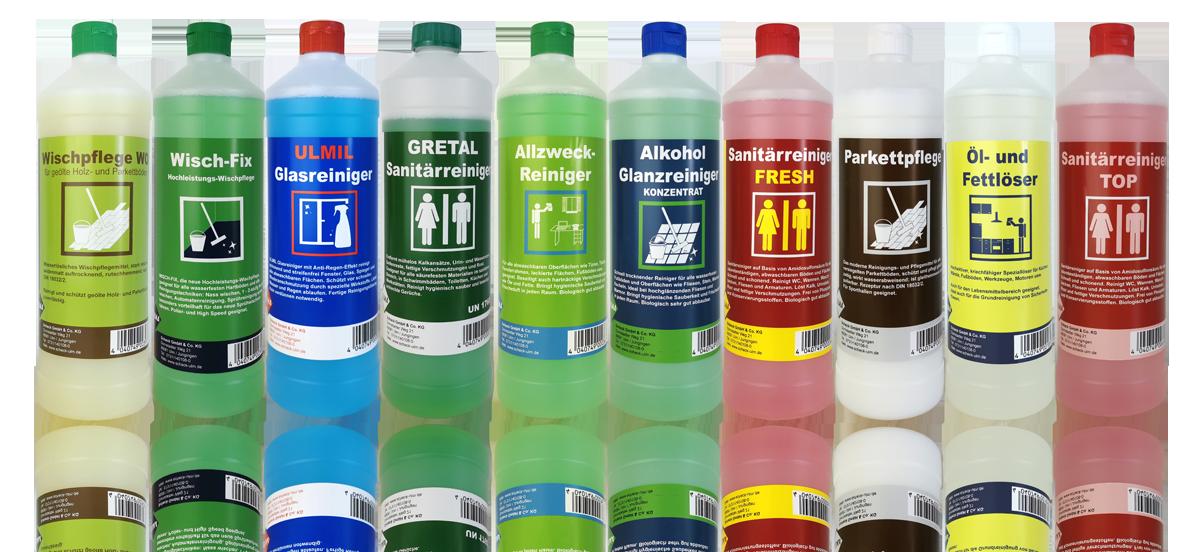 Neuer Look unserer 1 Liter-Serie