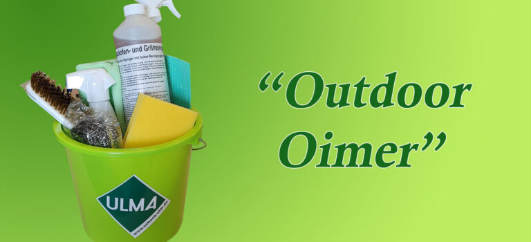 Aktion: Outdoor Oimer!